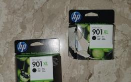 HP 901 XL CC654AE Cartucce originali