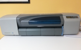 HP Deslgnjet 500 Plus