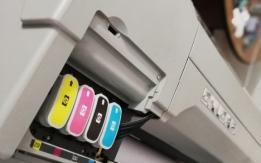 Stampante/plotter hp designjet 500