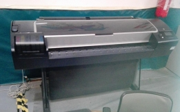 vendo plotter HP z 5400 e scanner colortrac A0